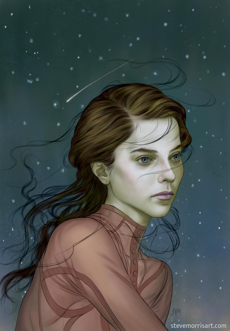 Drusilla #5 cover