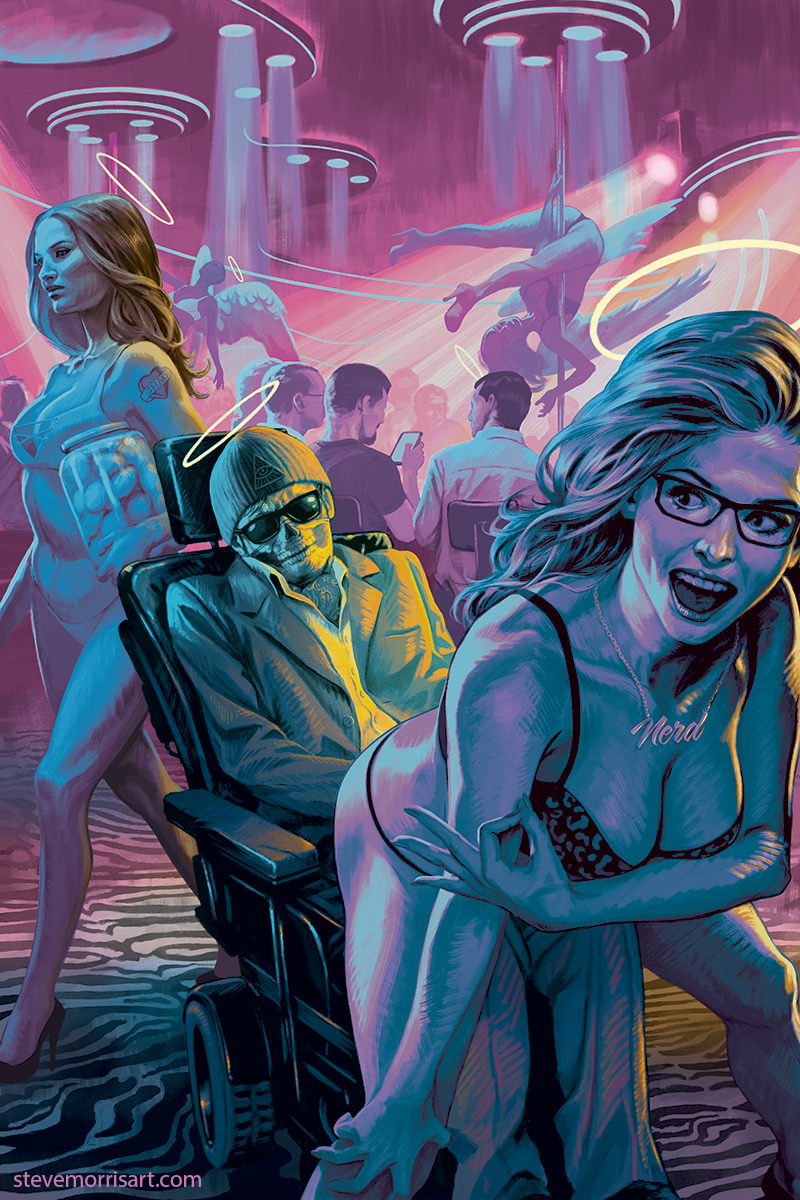 Fight Club 3 #9 variant cover