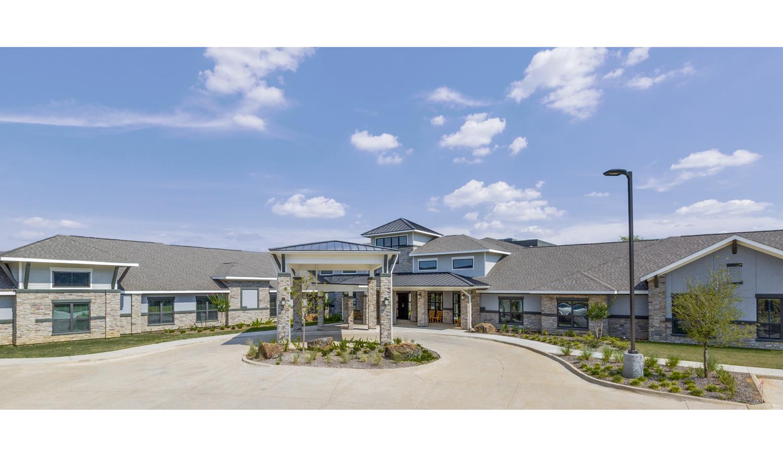 iHeartis Arlington Texas Pi Architects Front Exterior