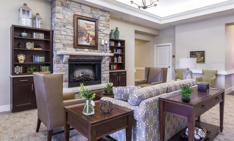 Heartis Arlington Texas Pi Architects Living Room