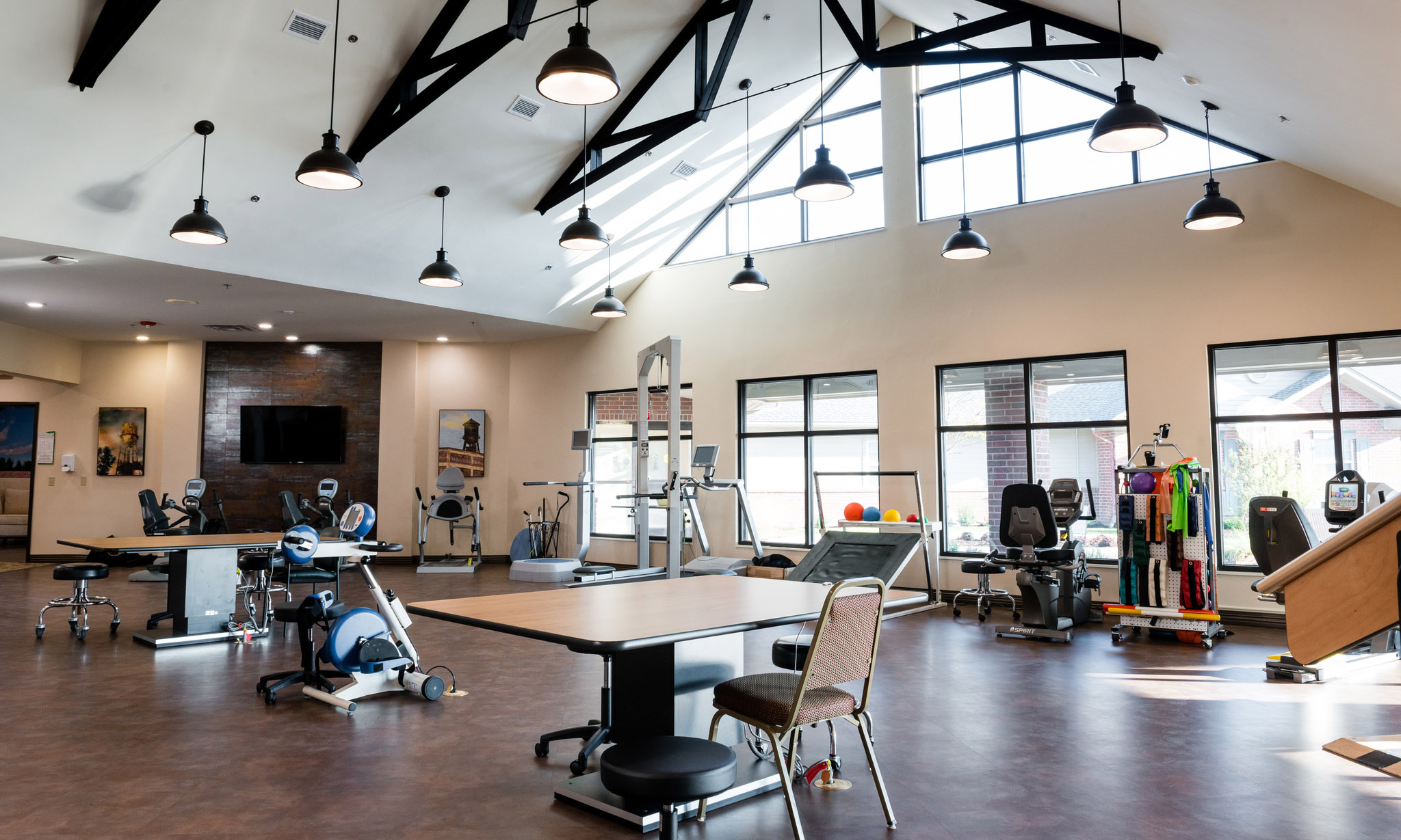 Baptist Community Center The Arbors Therapy Gym