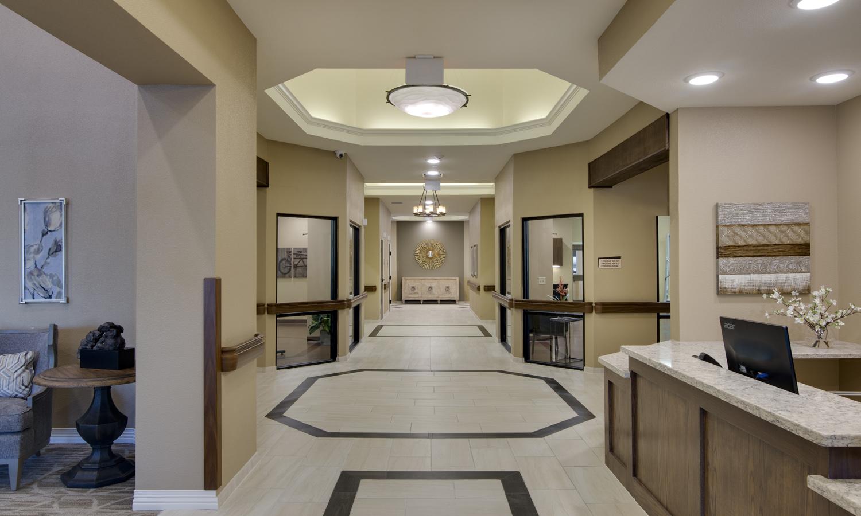 Pi Architects Skilled Nursing The Medical Resort at Willowbrook Nursing Station.jpg