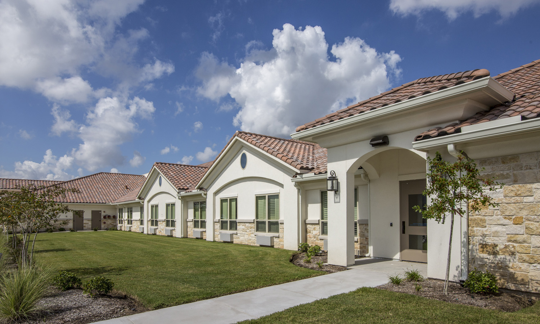 Pi Architects Skilled Nursing The Medical Resort at Willowbrook Side Entrance.jpg