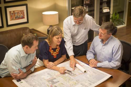 master planning -