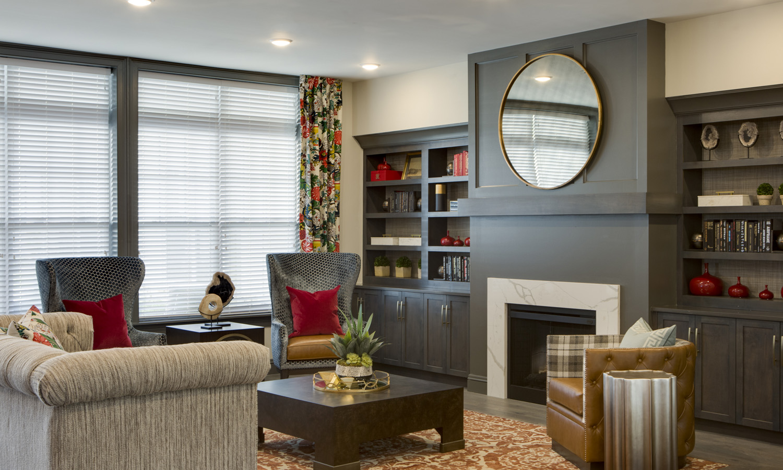 Stonecrest of Troy Living Room