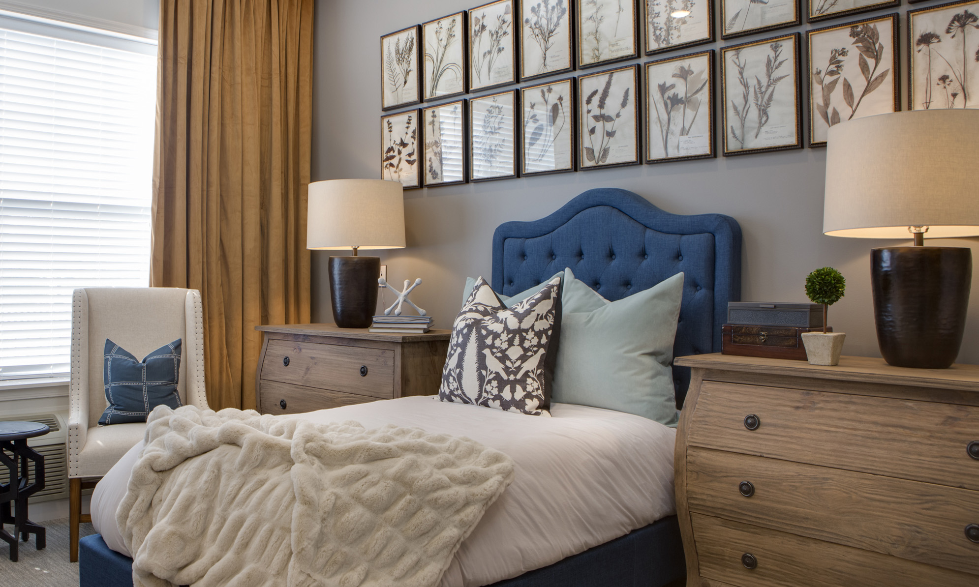 Stonecrest of Troy Bed Room