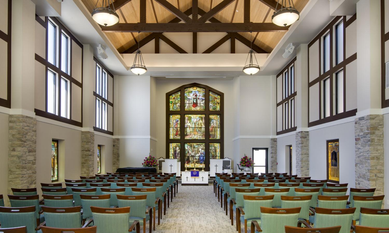 Pi Architects PVN Chapel