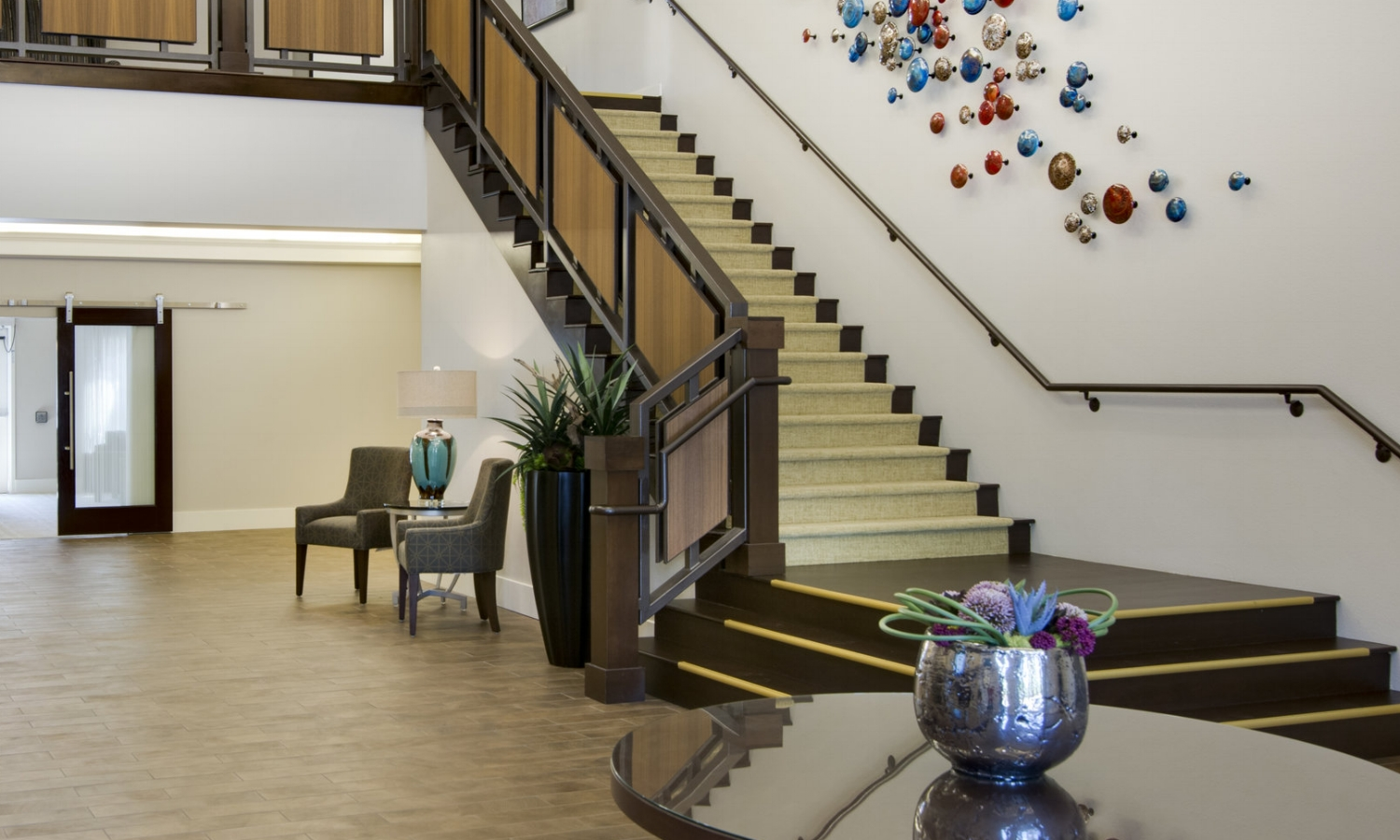 Pi Architects PVN Stairs