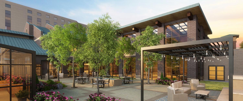 Pi Architects Landscape Architects