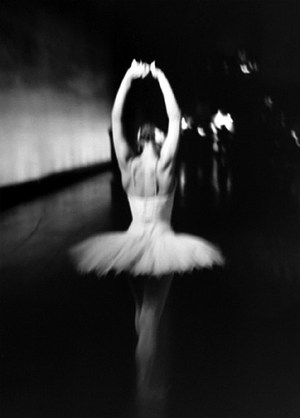 Ballerina,  2004 Selenium toned gelatin silver print 24 x 20 inches,  edition of 10