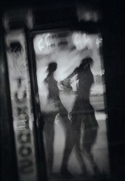Tuxedo Couple / The Times Square Gym , 1993 Selenium toned gelatin silver print 20 x 16 inches,  edition of 20