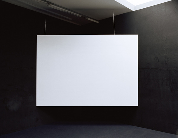 Screen/Gallery , 2003 Pigment print on heavy rag paper 26 1/2 x 34 1/8 inches, edition of 5