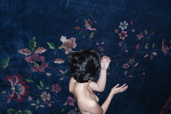 Fantasy Carpet , 2009 Pigment print on heavy rag paper 26 1/2 x 39 1/2 inches, edition of 5