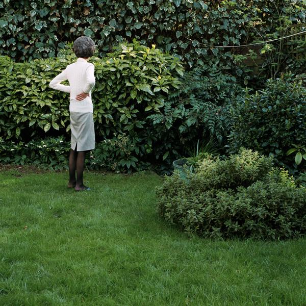 Mother in the Garden, 2010-2013