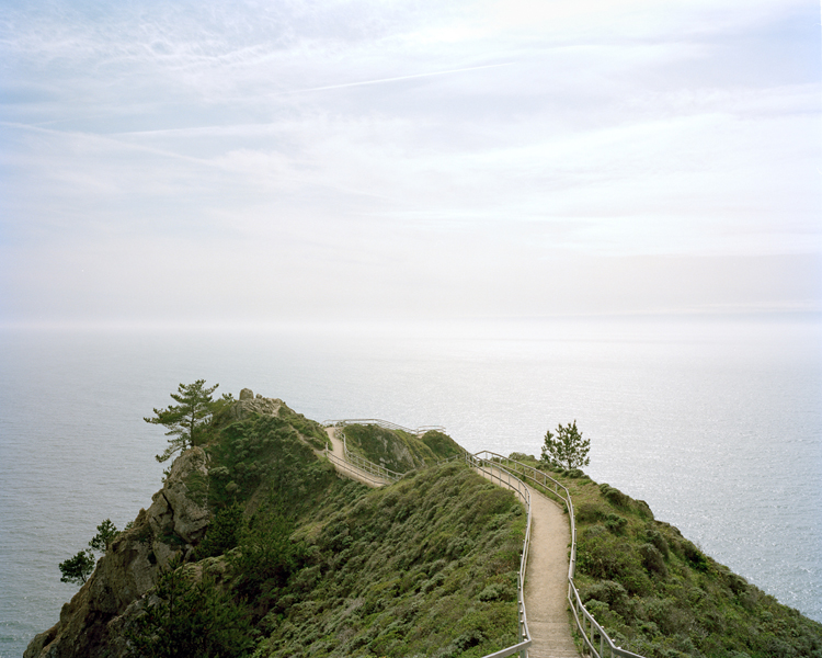 Muir Overlook,  2014 Archival pigment print The following work is available: 20 x 25 inches, edition of 10, 2 APs 32 x 40 inches, edition of 5, 2 APs