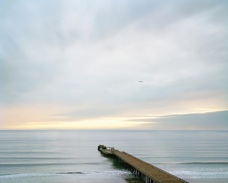 Seacliff Beach (#3) , 2014 Archival pigment print The following work is available: 20 x 25 inches, edition of 10, 2 APs 32 x 40 inches, edition of 5, 2 APs