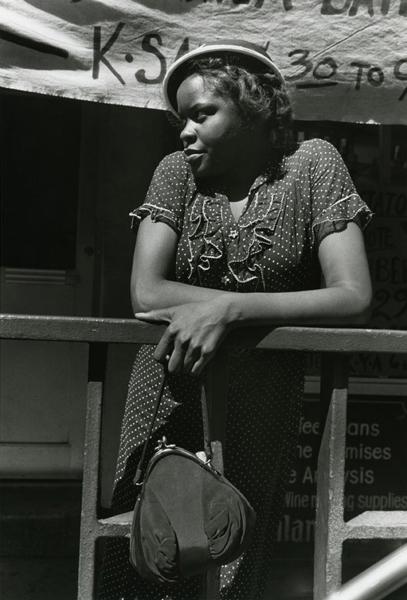 Girl in Polka Dot Dress, 1998