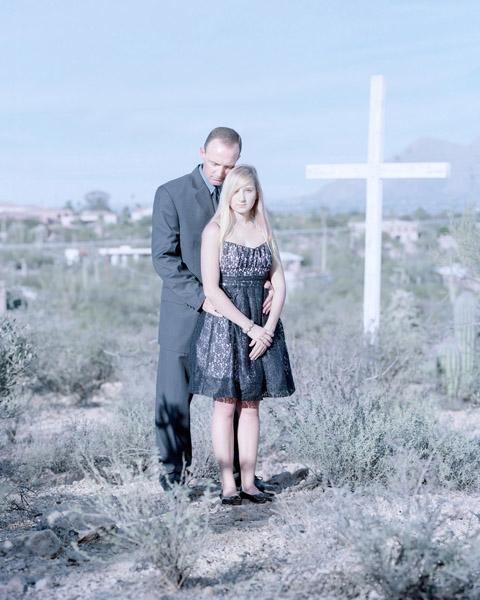 Will Roosma & Nicole Roosma, 17 years. Tucson, Arizona., 2011