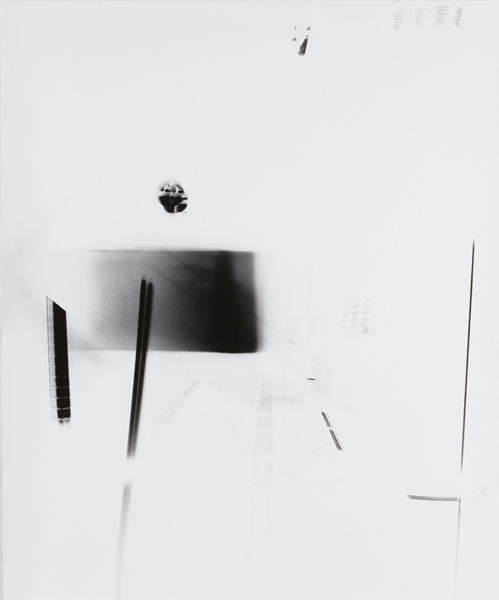 Untitled (Post-Photography) [P98],  2013 Unique gelatin silver print 24 x 20 inches