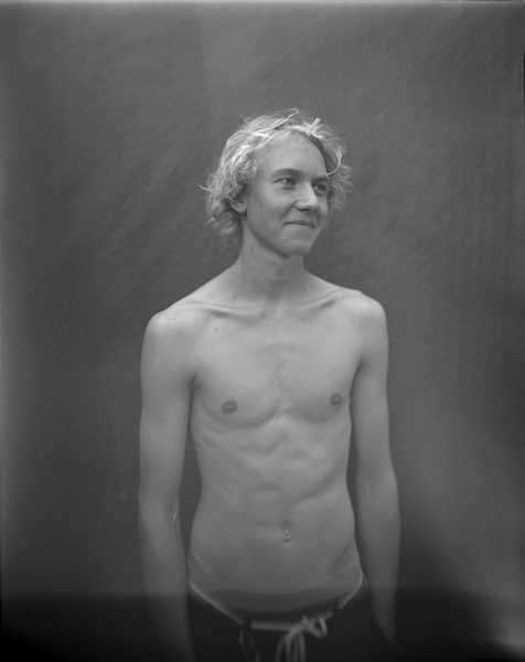 Jens Linus, Oslo,  2014 Selenium toned gelatin silver print 10 x 8 inches Edition of 12