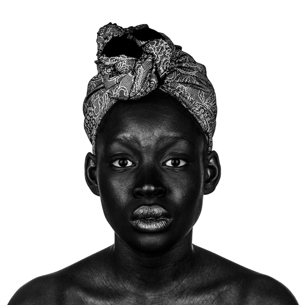 Ima MFON  Nigerian Identity: Untitled 01 , 2015 Archival pigment print 16 1/2 x 16 1/2 inches  Edition of 10