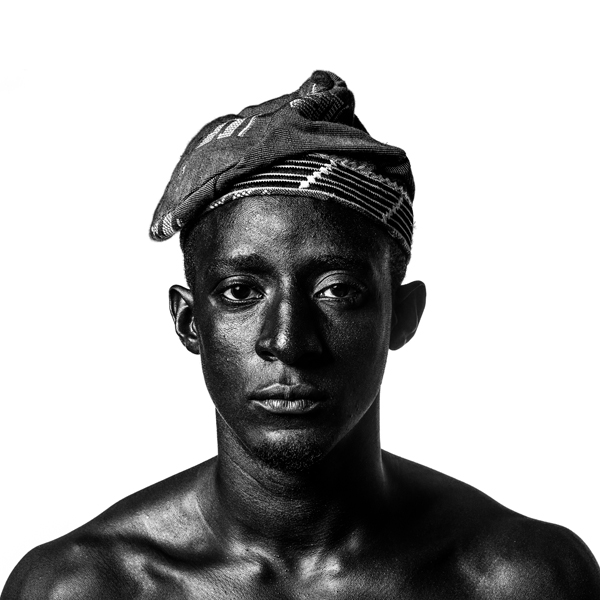 Ima MFON  Nigerian Identity: Untitled 09 , 2015 Archival pigment print 16 1/2 x 16 1/2 inches  Edition of 10