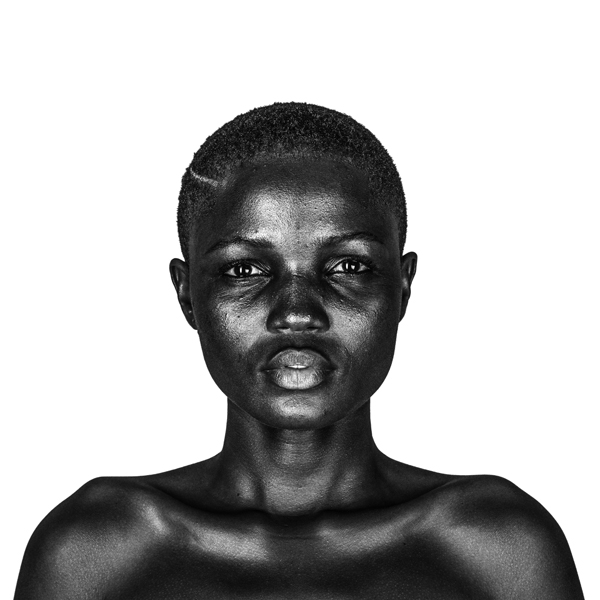 Ima MFON  Nigerian Identity: Untitled 21 , 2016 Archival pigment print 16 1/2 x 16 1/2 inches  Edition of 10