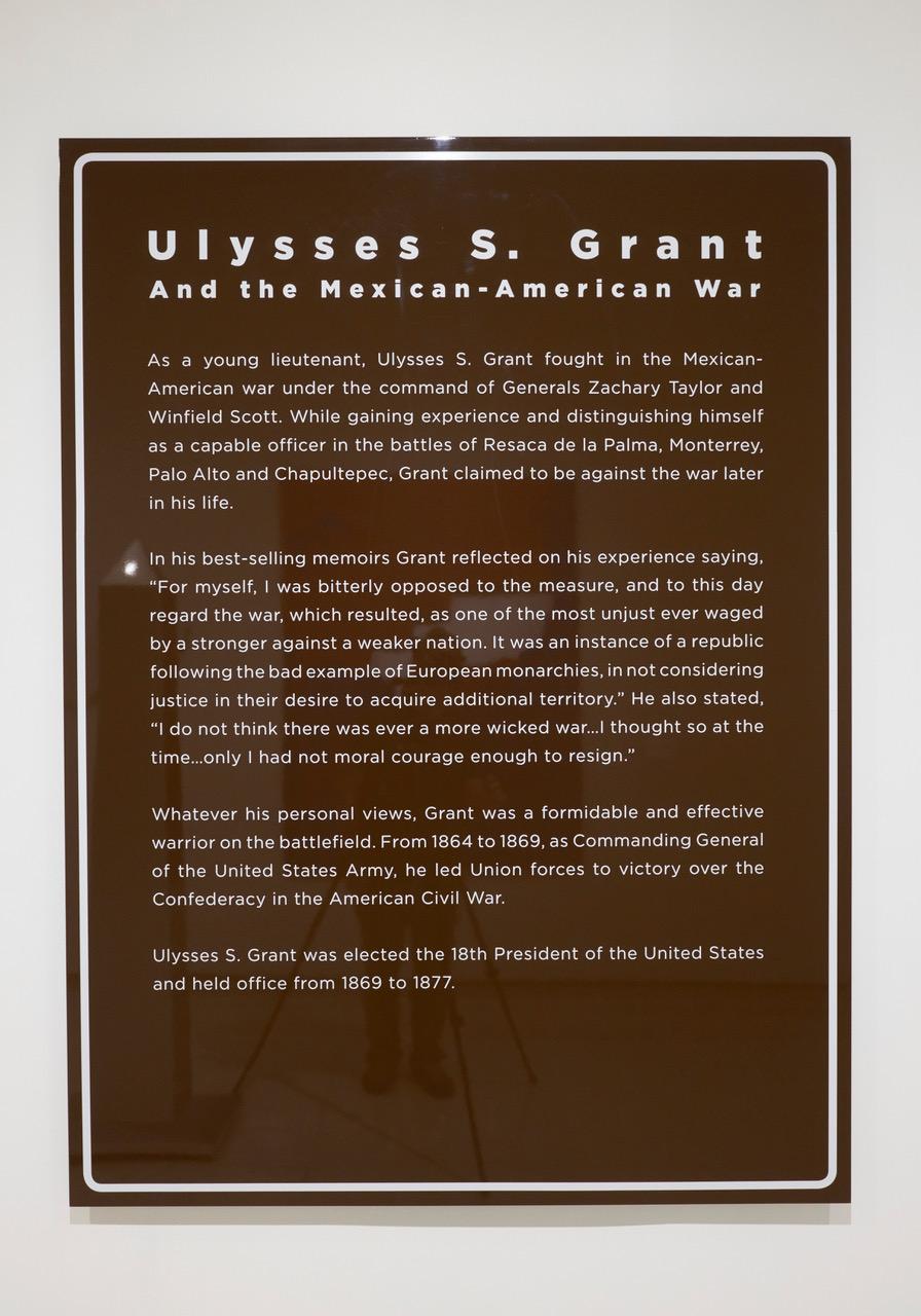 The Missing Roadside History - Ulysses S. Grant, 2016