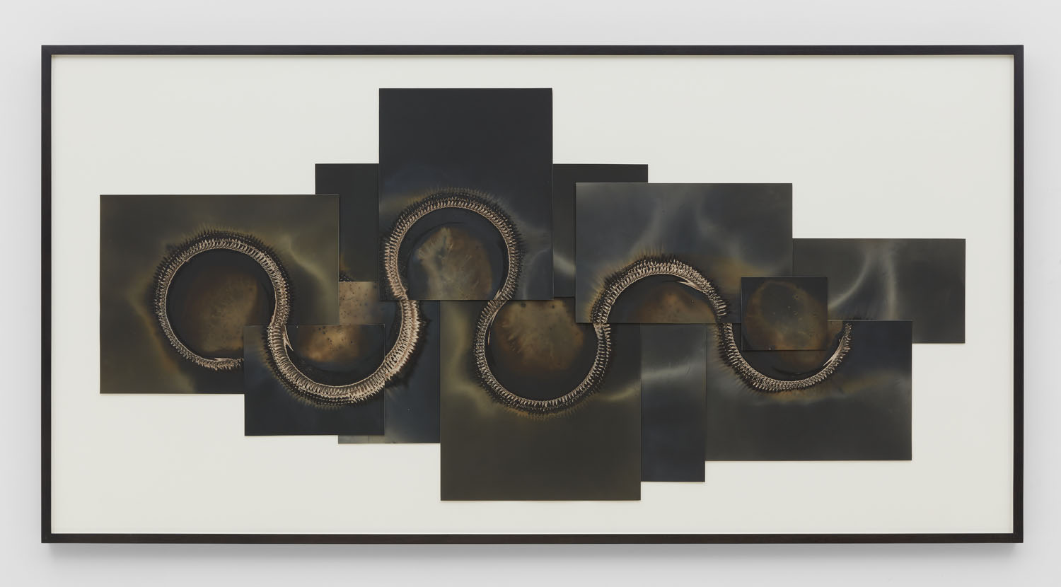 CIRCLES & SQUARES     a highly subjective survey of basic forms in painting, photographs, sculpture, video and works on paper   June 13 - August 2, 2019