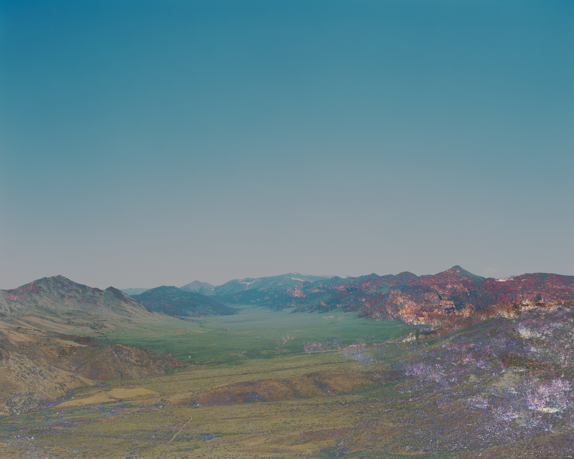 Pass 1 , 2013 archival pigment print 25.5 x 32 inches Edition 2 of 3 + 1 AP