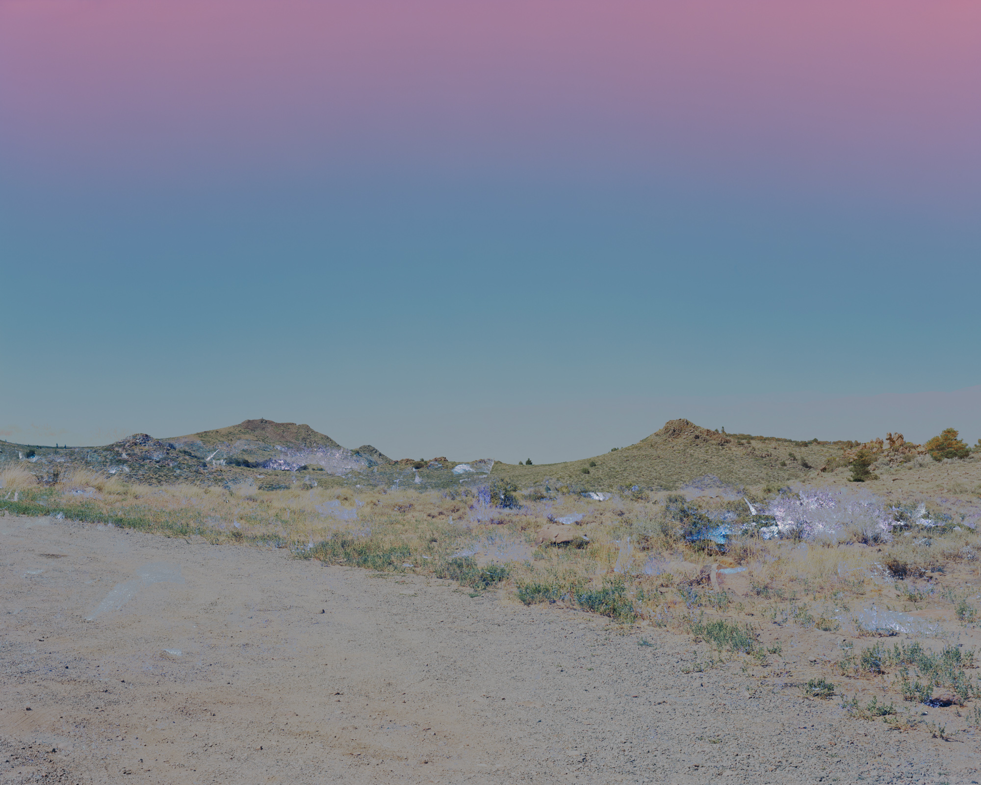 Pass 2 , 2013 archival pigment print 25.5 x 32 inches Edition 1 of 3 + 1 AP