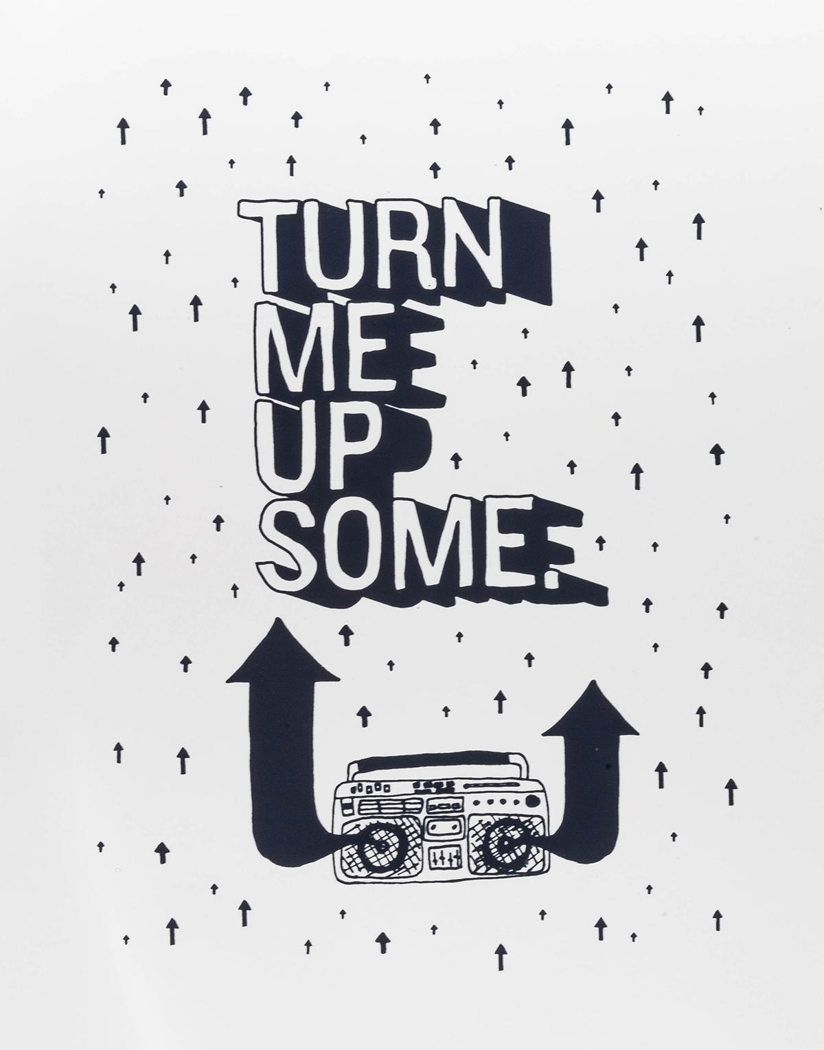 Turn Me Up Some [Alternate]