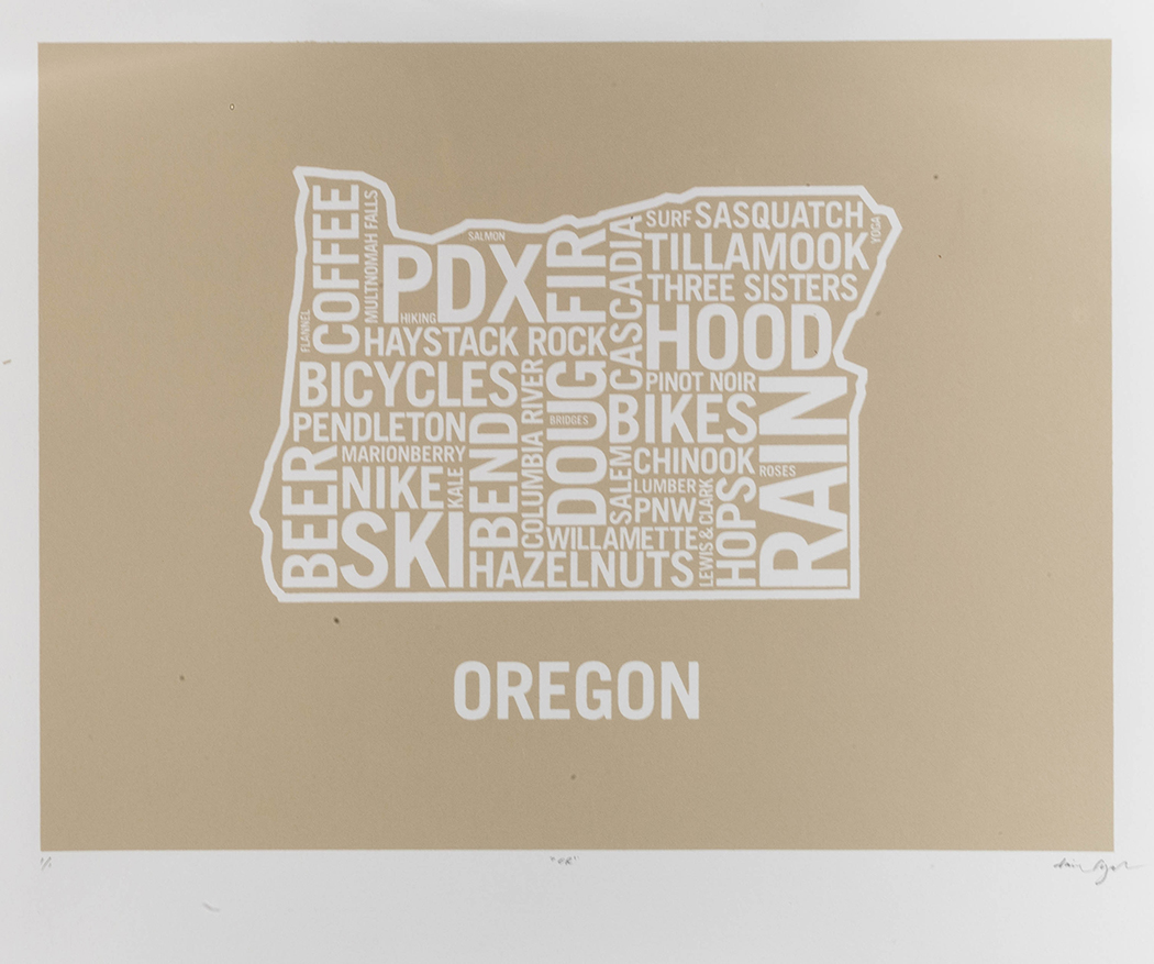 Oregon White Dan Yaker Screen Print.jpg