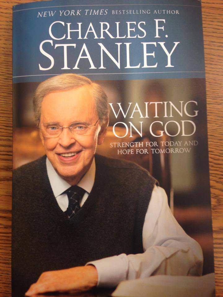 Waiting On God: Strength for Today and Hope for Tomorrow