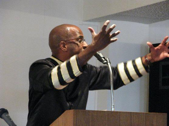 Pastor Darren W. Phelps, Senior Pastor & Founder