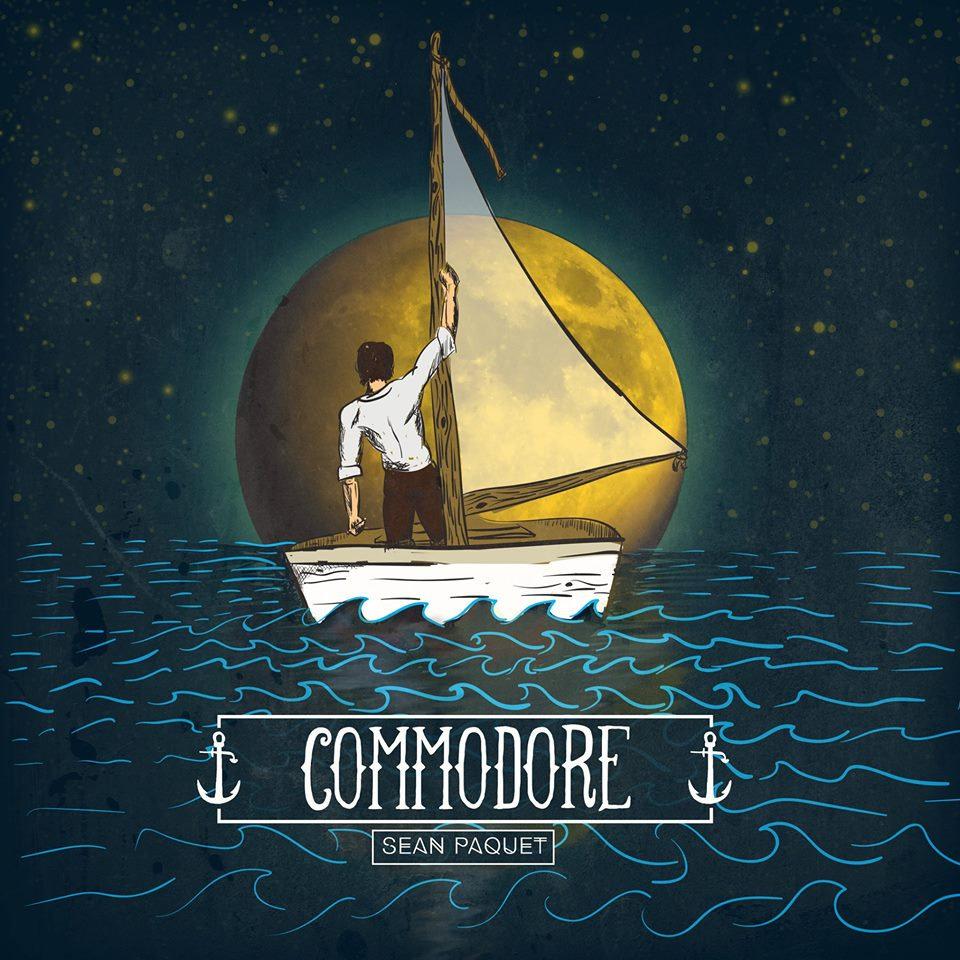 Sean Paquet: Commodore EP