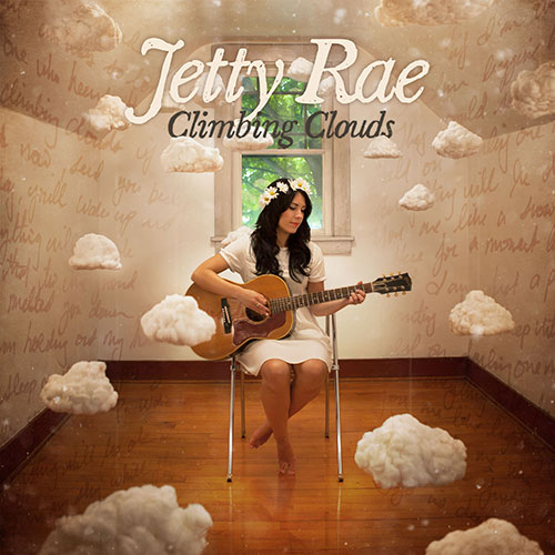 Jetty Rae: Climbing Clouds EP