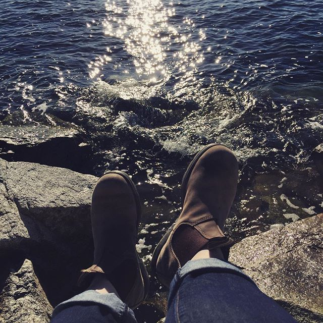 Sunshine at the seaside #canada #westvan #yvr #ocean #peace #beauty