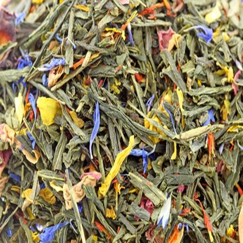 Green Tea Blending 101