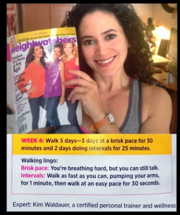 Weight Watchers , May, 2014