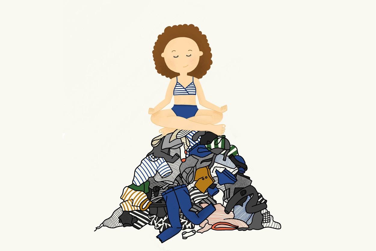 Illustration – Laundry Day