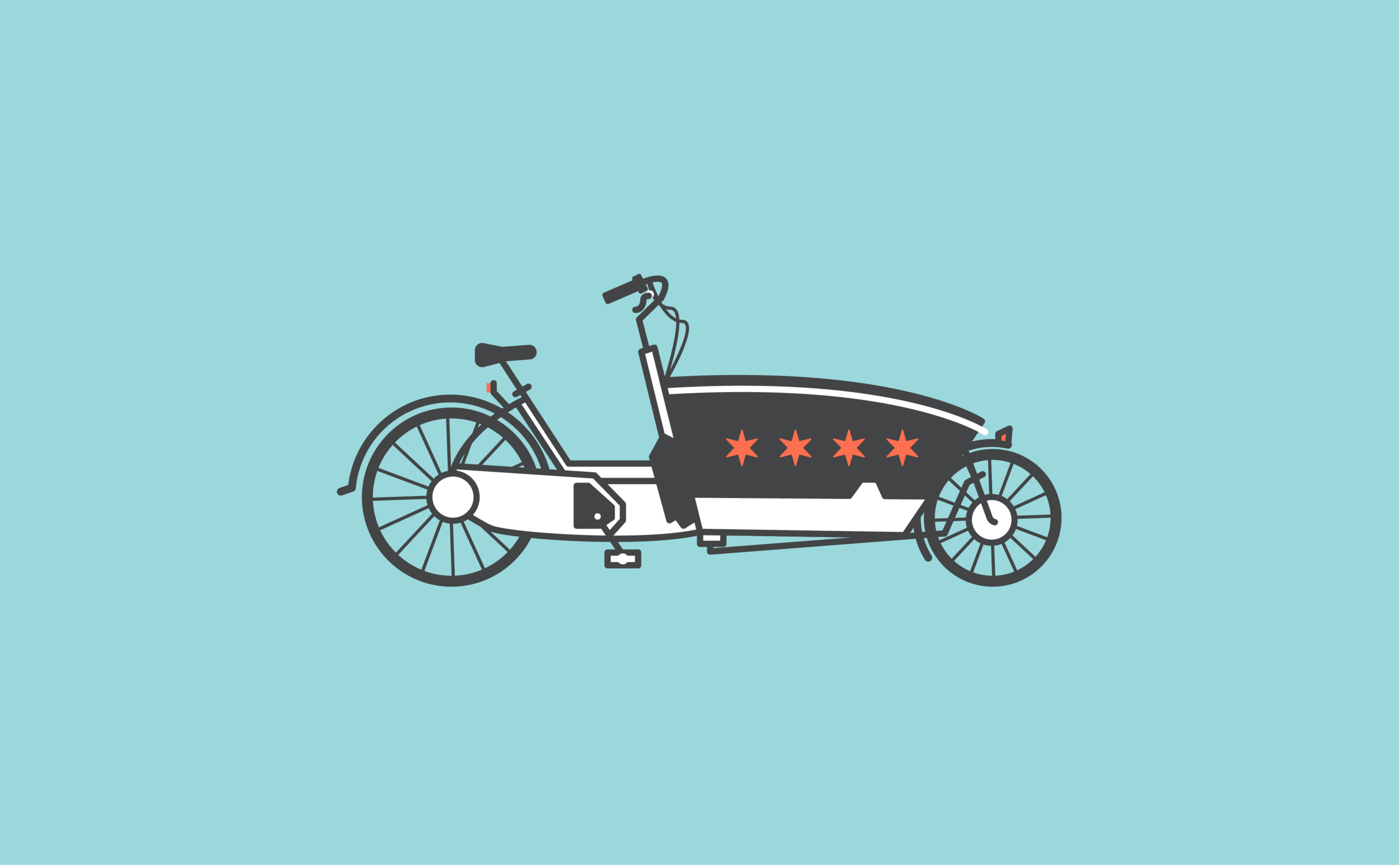 Illustration – Four Star Family Cyclery