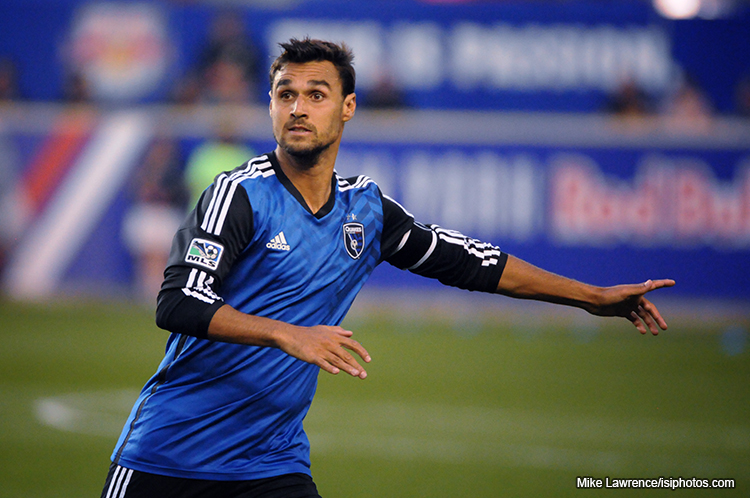 Chris Wondolowski back from the World Cup