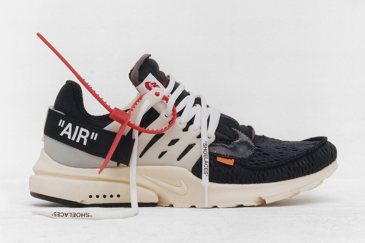 Off White X NIKE Collab