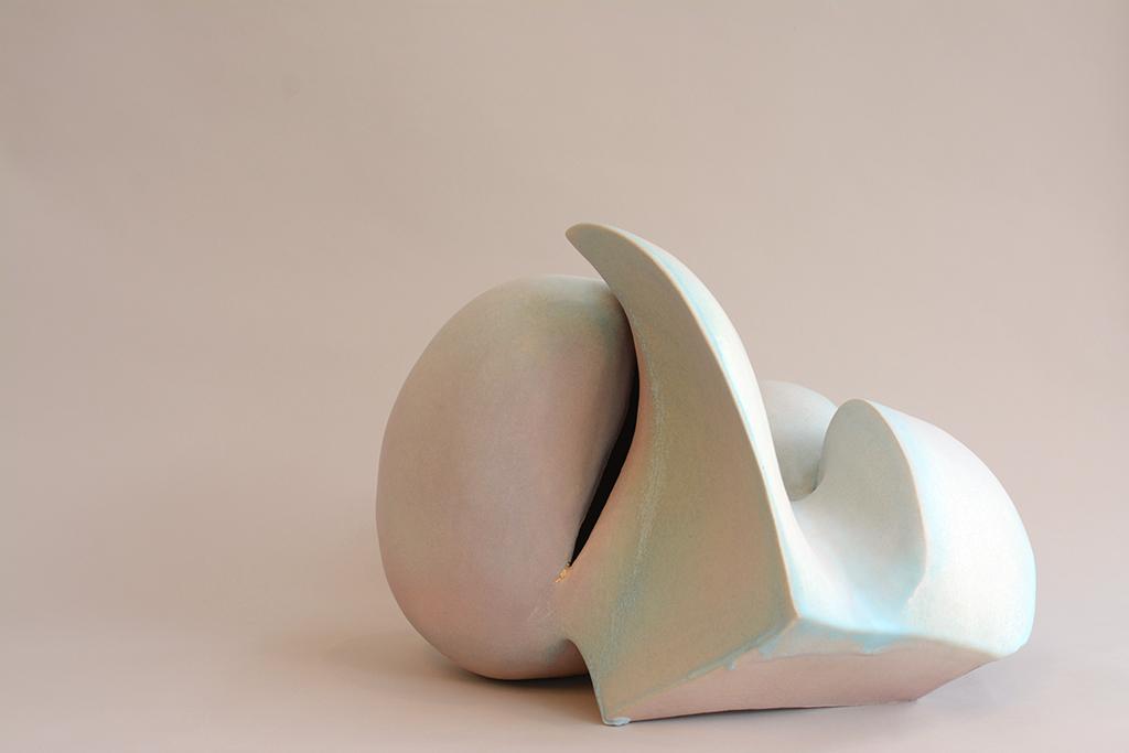 unending in, ceramic, 2015