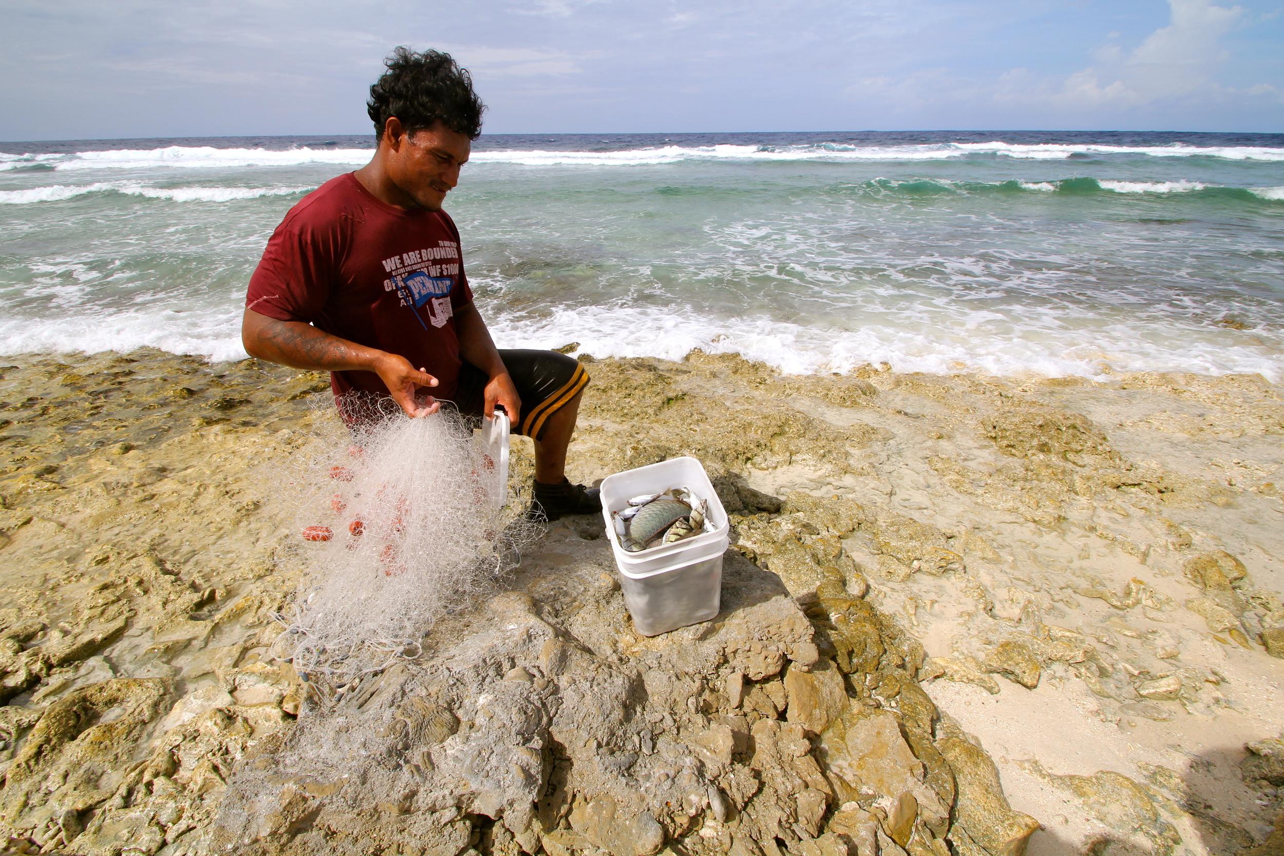 Tuvalu, Photo by Brook Meakins