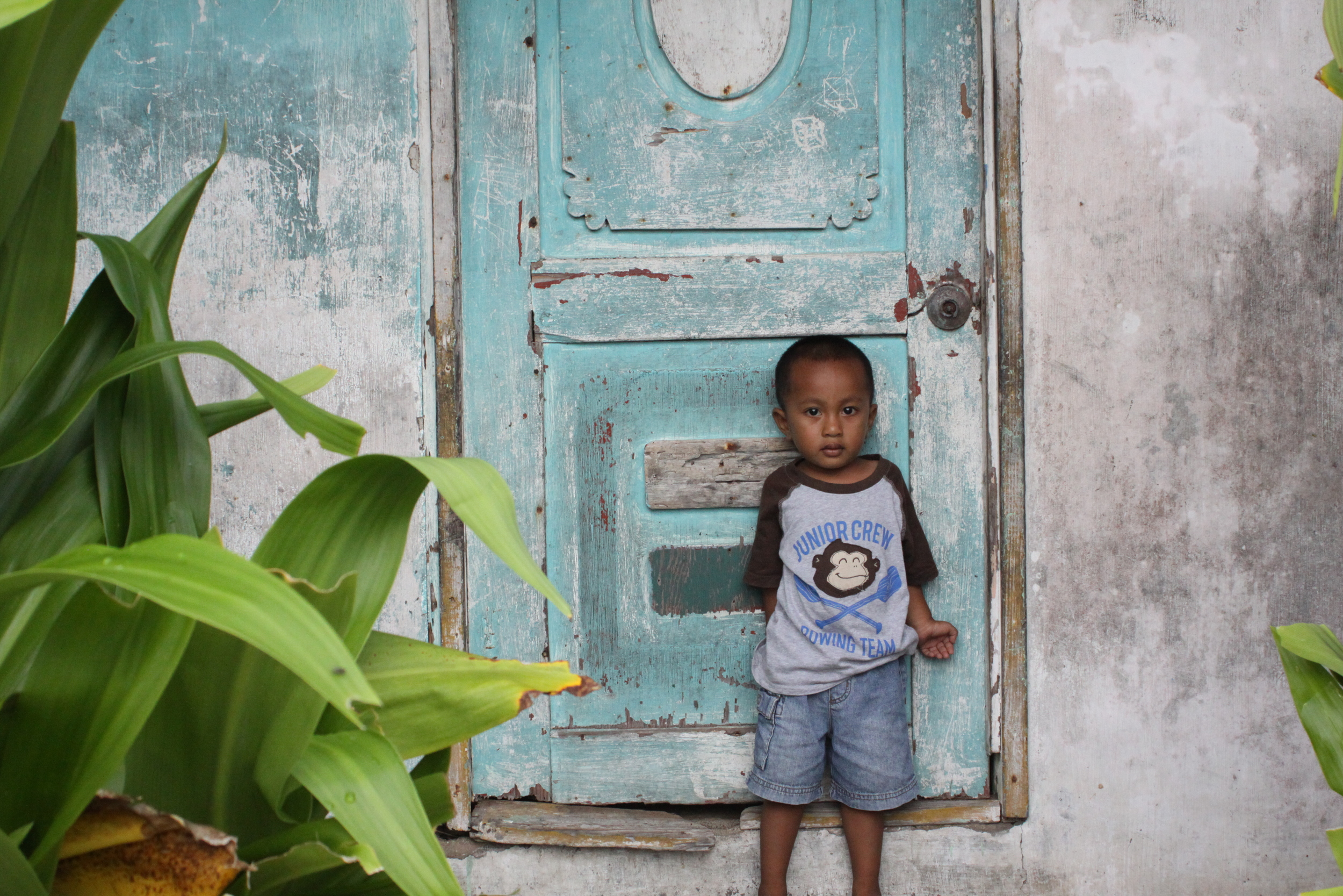Boy of Marshall Islands, Photo by Brook Meakins