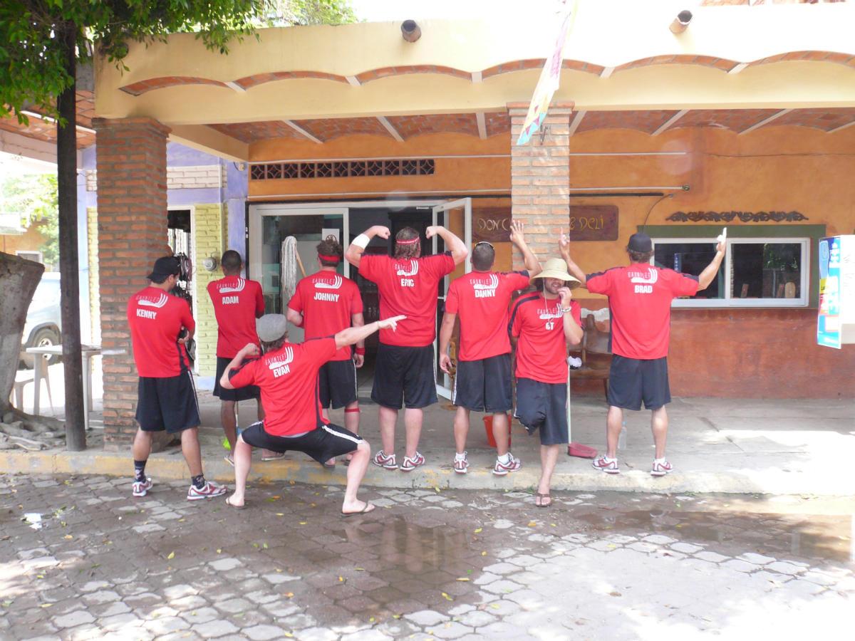 Team Vets (The Gauntlet III 2008)