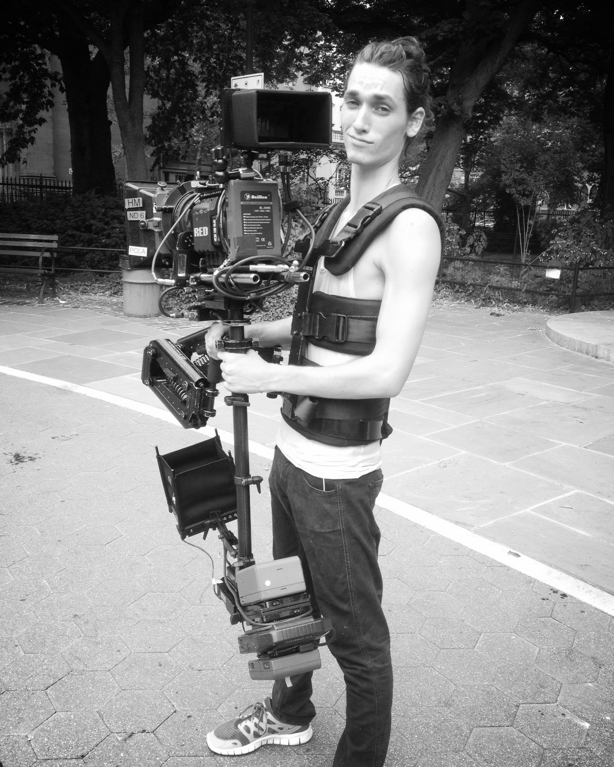Sam Heesen     Cinematographer