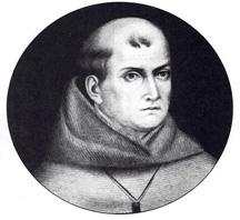 Fr. Junipero Serra, Founder, California Missions and Presidio Chapel